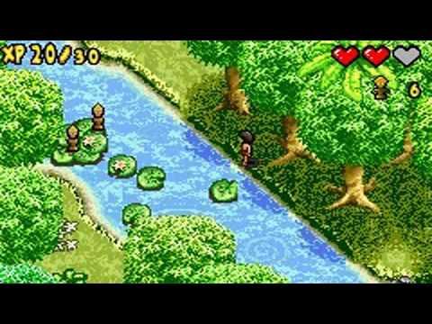 le livre de la jungle game boy rom