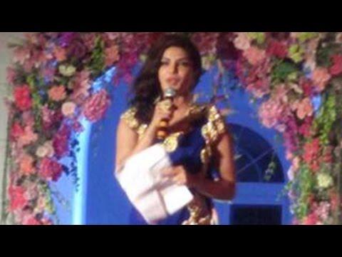 Exclusive: Arpita Khan's Speech Read By Priyanka C