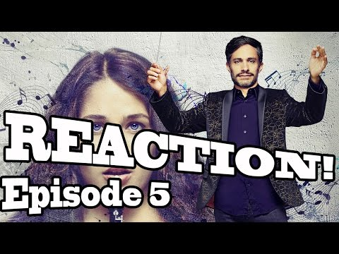 REACTION: Mozart In The Jungle - Season 2 Episode 5