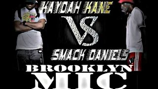 Brooklyn Mic Club | Kaydah Kane vs. Smack Daniels