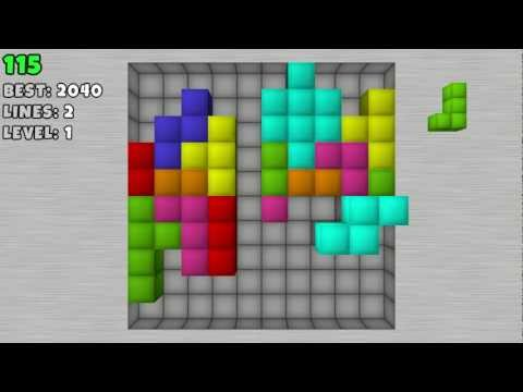 Video of TetroCrate 3D: block puzzle