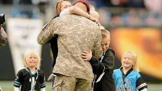 Video And Now Part 2! Most Emotional Soldiers Coming Home Moments | RESPECT MP3, 3GP, MP4, WEBM, AVI, FLV Agustus 2019