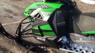 8. 2012 Arctic Cat XF1100 Turbo LXR offered at Bangormotorsports.net