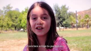 Francisco Amigo , un himno para el Papa