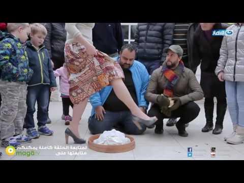 """هشام ماجد يختم """"سبوع"""" طفل بحريق"""