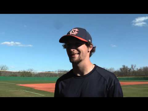 Christ Armstrong postgame interview Anderson 4-13-13