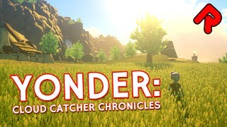"Yonder: The Cloud Catcher Chronicles gameplay is a cute RPG for PC/PS4! See the first 20 minutes in this let's play Yonder gameplay video.► Subscribe: http://bit.ly/RandomiseUser► Patreon exclusives: https://www.patreon.com/randomiseuserSet on a giant island of many biomes, Yonder The Cloud Catcher Chronicles is an RPG where you get shipwrecked on an island that seems too nice to be true, but there's darkness lying beneath.We start our Yonder The Cloud Catcher Chronicles gameplay adventure in the grasslands and docklands, having been shipwrecked in a violent storm. We learn how to gather raw materials, get quests from spookily serene NPCs, gain tools such as axes, scythes and hammers, chase weird creatures and open treasure chests that contain such amazing loot as 'some sticks'.In this video we successfully complete a few quests, mainly introductory ones that teach you how to cut grass, catch fish and gather stones, but we also manage to repair the docks to open up a new world of trade.Yonder The Cloud Catcher Chronicles is out now for Steam PC and PS4.=====Thanks for watching this let's play Yonder: The Cloud Catcher Chronicles gameplay video! Watch more of the best indie games:My Time in Portia - RPG similar to Yonder: https://www.youtube.com/watch?v=SwyDtJnn-IoPhantom Trigger - Difficult hack 'n' slash alpha: https://www.youtube.com/watch?v=1wJvsePrSV8Ashworld - drive to survive a pixel-art wasteland: https://www.youtube.com/watch?v=bP54ctklovc=====Official Yonder: The Cloud Catcher Chronicles gameplay info:""Yonder: The Cloud Catcher Chronicles is an an open-world adventure game set across a beautiful, vibrant island.Yonder is set on the massive island of Gemea, a lush frontier with eight distinct environments ranging from sunny tropical beaches to frigid snow-capped summits. Each location has its own flora and fauna, along with changing seasons and a day-night cycle. Gemea, once a paradise, still maintains the appearance of one, yet an evil murk has enshrouded the land and its people in despair.By contributing to the island through talents like farming, crafting, cooking, fishing and brewing, relationships can be built with the locals, who offer everything from resources to a new farm as rewards.""Game version: PC Yonder: The Cloud Catcher Chronicles release date: 18 July 2017Formats available: PC Windows, PS4Yonder game site: https://www.yonderchronicles.com/Buy Yonder download on Steam: http://store.steampowered.com/app/580200/Yonder_The_Cloud_Catcher_Chronicles/=====Randomise User is the home of the best indie games:► Watch Let's Play one-offs for the best new games: https://www.youtube.com/playlist?list=PLLvo6-XrH1fnvqfQI4mhyXJu5Y7hcS5vC► Watch Alpha Soup for your first look at games: https://www.youtube.com/playlist?list=PLLvo6-XrH1flWq5KRBP8GhUqcGxJT5cPB► Watch Weird Indie for strange & funny gameplay: https://www.youtube.com/playlist?list=PLLvo6-XrH1fmiyuOquPzGzqUFasi7iy7x► Subscribe here: http://bit.ly/RandomiseUser► Live streams: https://www.youtube.com/c/randomiseuser/live► Support us on Patreon: https://www.patreon.com/randomiseuser► Follow us on Twitter: https://twitter.com/RandomiseUser"
