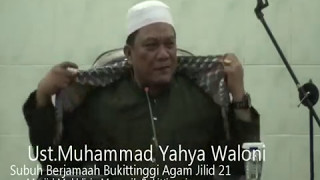 Video Ceramah Dahsyat Ust.M.Yahya Waloni diSubuh Berjamaah Jilid 21 MP3, 3GP, MP4, WEBM, AVI, FLV September 2019
