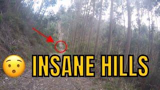 9. Ktm 250 exc-f Insane Hill Climbs