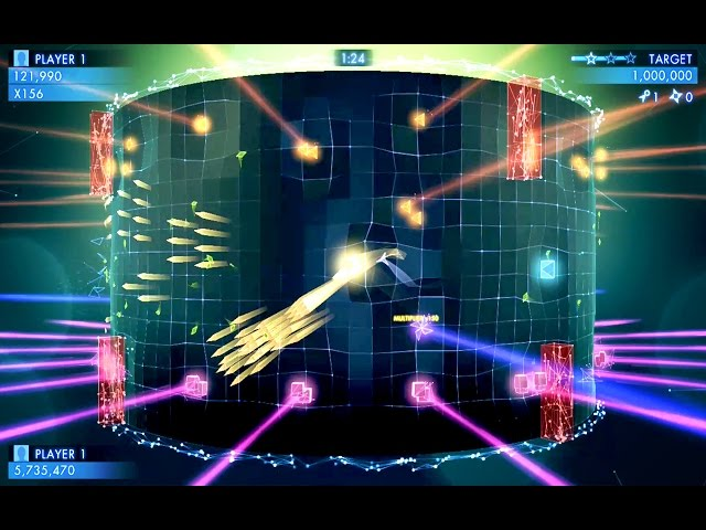 Geometry Wars 3: Dimensions on Google Play