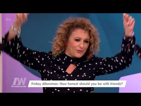 Nadia Did Not Appreciate Kaye's Comments on Her Dancing | Loose Women