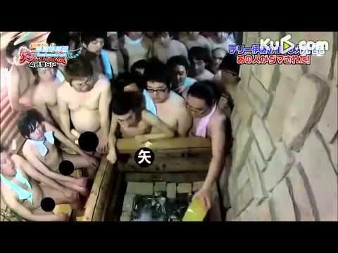 日本超好笑整人節目 100個人在角落等緊你