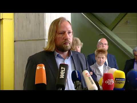 URTEIL GEGEN ZSCHÄPE: Hofreiter enttäuscht vom NSU-Prozess