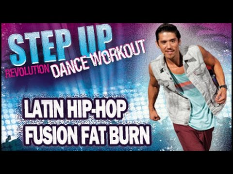 "Step - Step Up Dance Workout: Latin Hip-Hop Fusion Cardio Fat-Burn with Bryan Tanaka is a fierce, 23-minute fat-burning dance routine taken straight from the hit movie, ""Step Up Revolution"", that..."