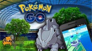 Pokémon GO How To Easily Defeat Gyms by Pokémon GO Gameplay