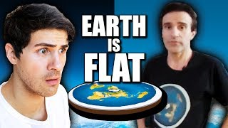 Nonton I Spent A Day With Flat Earth Believers Film Subtitle Indonesia Streaming Movie Download
