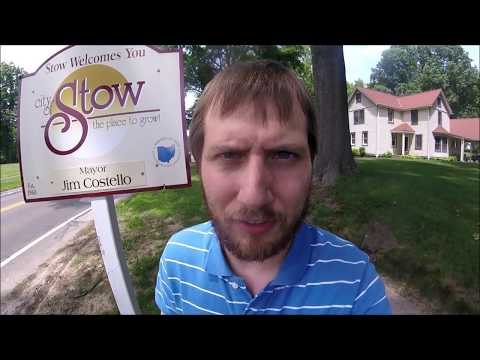Stow, Ohio tour 44221 44224 44278    (531,282 out of 1,000,ooo views)
