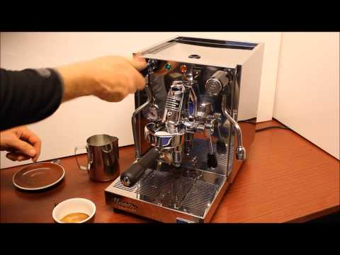 magister espresso machine review
