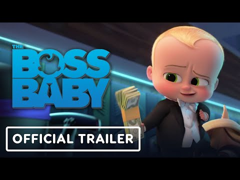 The Boss Baby: Family Business - Official Trailer (2021) - Alec Baldwin, Jeff Goldblum