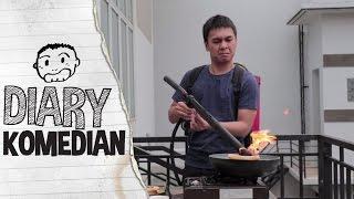 Video Diary Komedian - Tutorial Bakar Roti MP3, 3GP, MP4, WEBM, AVI, FLV Juni 2017