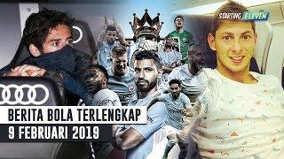 Video Isco Tinggalkan Madrid 😱 Man City Akan Juara Liga Kata Silva 🏆 Jenazah Sala Ditemukan (Berita Bola) MP3, 3GP, MP4, WEBM, AVI, FLV Februari 2019