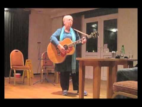 'Friendship' - Kath Reade (live at Chorlton Folk Club)