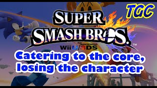 [OC] Super Smash Bros. 4 – Catering to the Core, Losing the Character (x-post from r/VideoGameAnalysis)