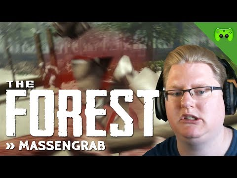 THE FOREST # 8 - Massengrab «» Let's Play The Forest | HD
