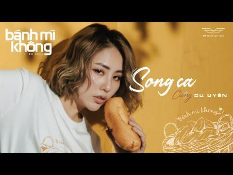 Bánh Mì Không Karaoke - Song Ca Cùng DuUyên | Beat Chuẩn