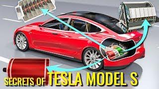 Video How does an Electric Car work ? | Tesla Model S MP3, 3GP, MP4, WEBM, AVI, FLV Desember 2018