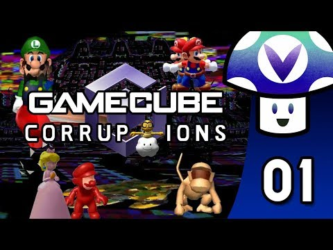 [Vinesauce] Vinny - GameCube Corruptions