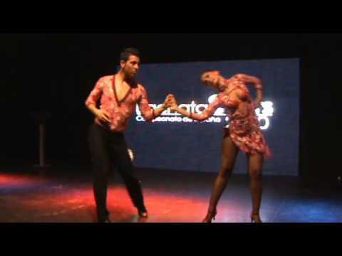 Бачата танец. Чемпионы 2010 Daniel y Desirée [SEVILLA]