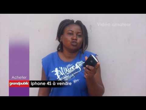 Iphone 4S à vendre!