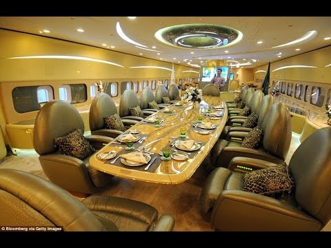 Most luxurious and Largest Aircraft in the World  | Documentary 2014