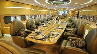 Most luxurious and Largest Aircraft in the World