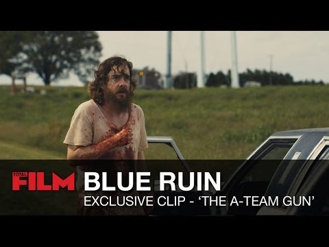 Blue Ruin (Clip 3 'The A-Team Gun')