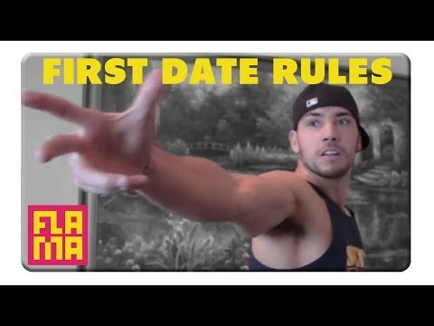 First Date Rules for Guys