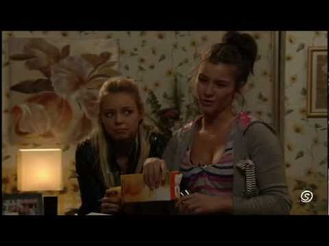 Sophie & Sian (Coronation Street) - November 19 2010