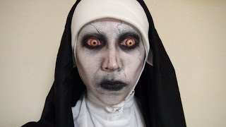 Video 「死霊館2」- The Conjuring 2 - Valakメイク方法(化粧)Valak Makeup Tutorial MP3, 3GP, MP4, WEBM, AVI, FLV November 2018