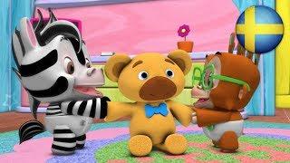 Teddybjörn Teddybjörn Barnsånger, en samling av de bästa barn- och vaggvisorna, och många andra av dina favoritbarnvisor! Vi hoppas du får lika roligt med ...