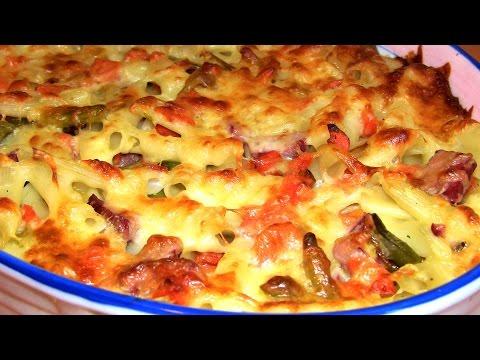 Как вкусно и быстро приготовить макароны с мясом