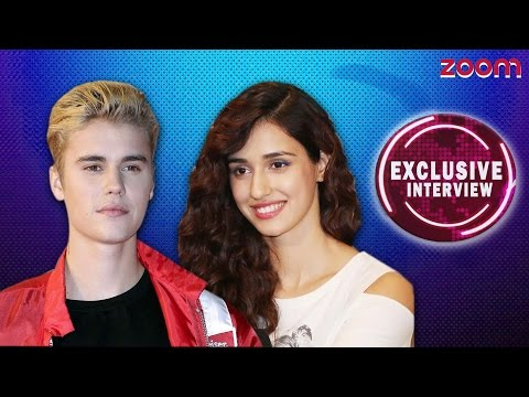 Disha Patani Thrilled About Justin Bieber's Indi