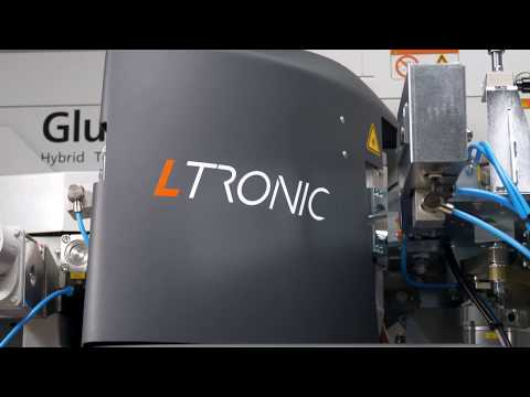 LUMINA with Ltronic - The HOLZ-HER edgebander for laser edging