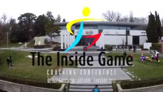 The Inside Game Coaching Conference 2017