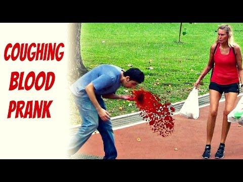 Thử lòng nôn ra máu giữa đường và cái kết! :3