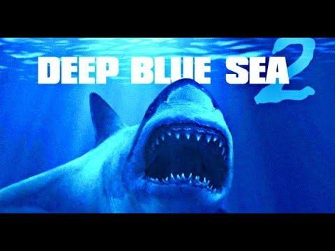DEEP BLUE SEA 2 Official Trailer 2018 Shark Horror Movie HD   YouTube