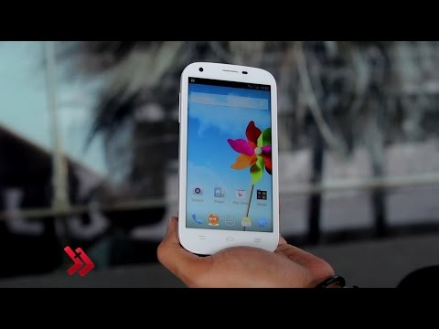 BOLT! Powerphone 4G ZTE V9820 | Video Review (Indonesia)