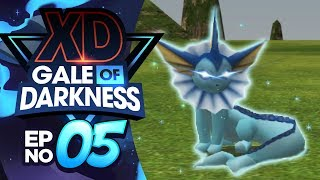 [05] PULLING UP ON AGATE Pokémon XD Gale of Darkness Let's Play w/ TheKingNappy by King Nappy