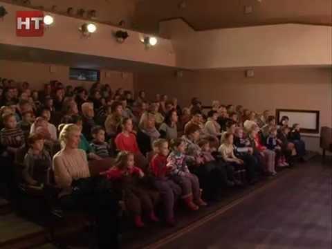 Дворец культуры и молодежи «ГОРОД» открыл после реконструкции малый концертный зал