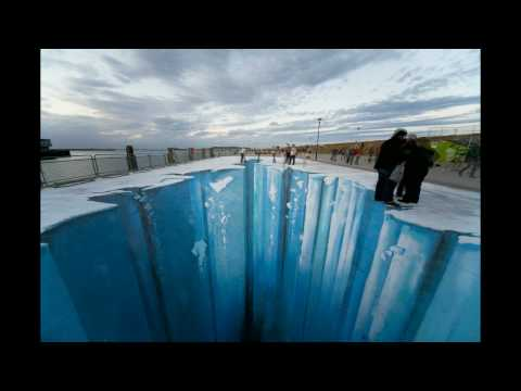 Bild: Video: 3D Street Art